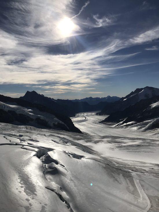 Jungfraubahn Top of Europe